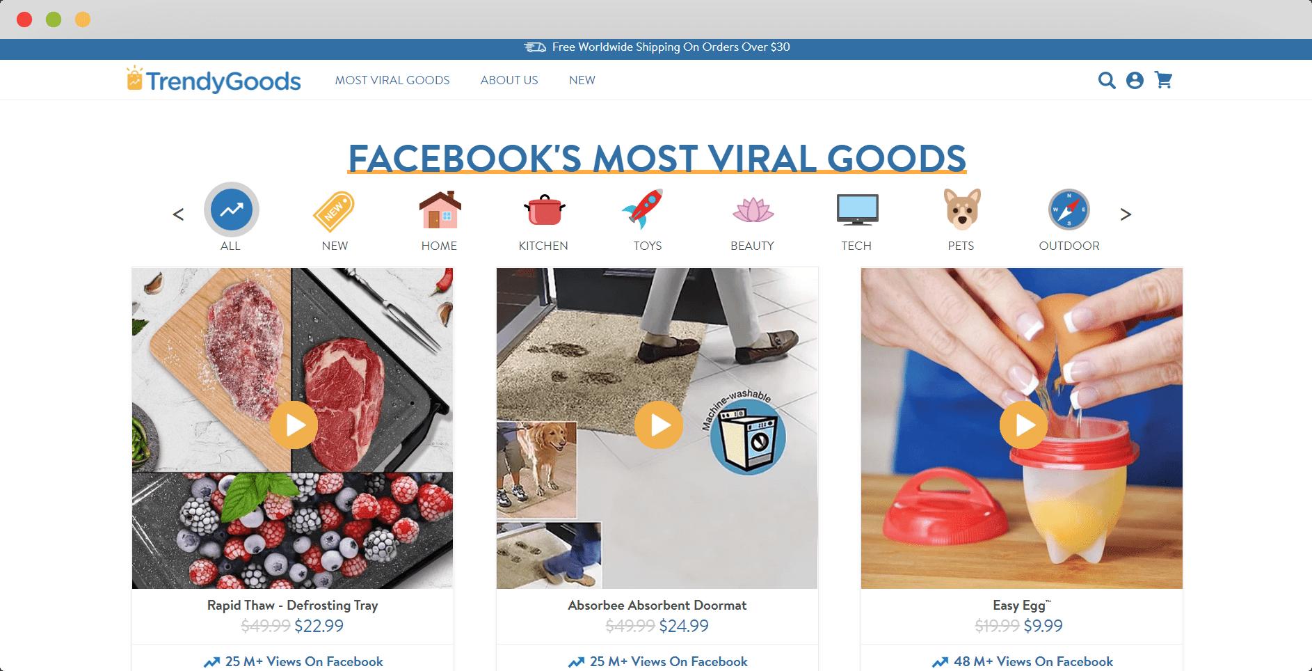 Trendy Goods