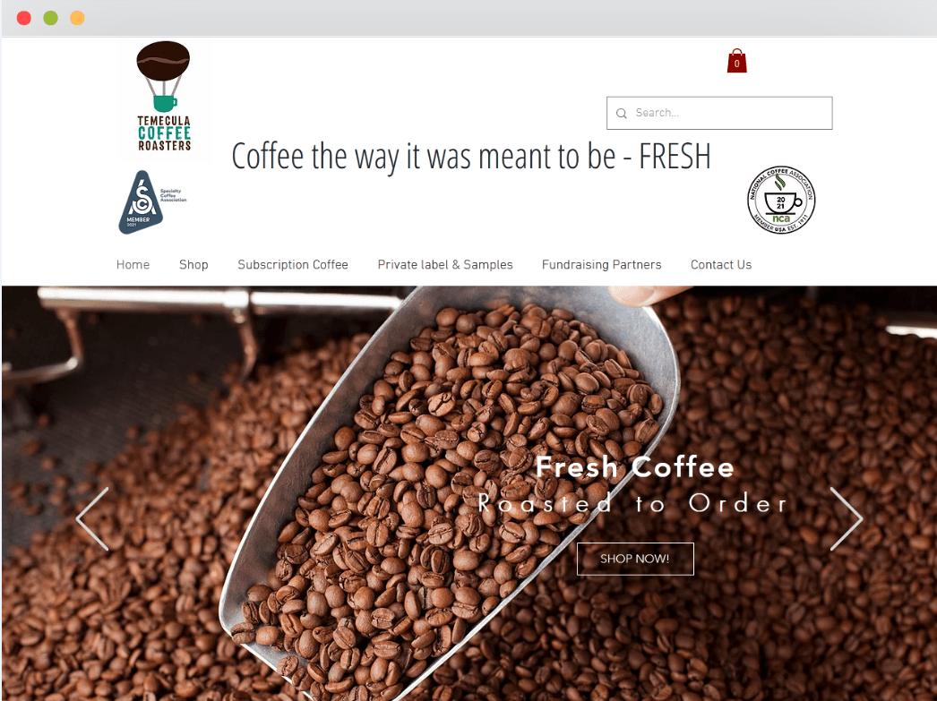 Temecula Coffee Roasters