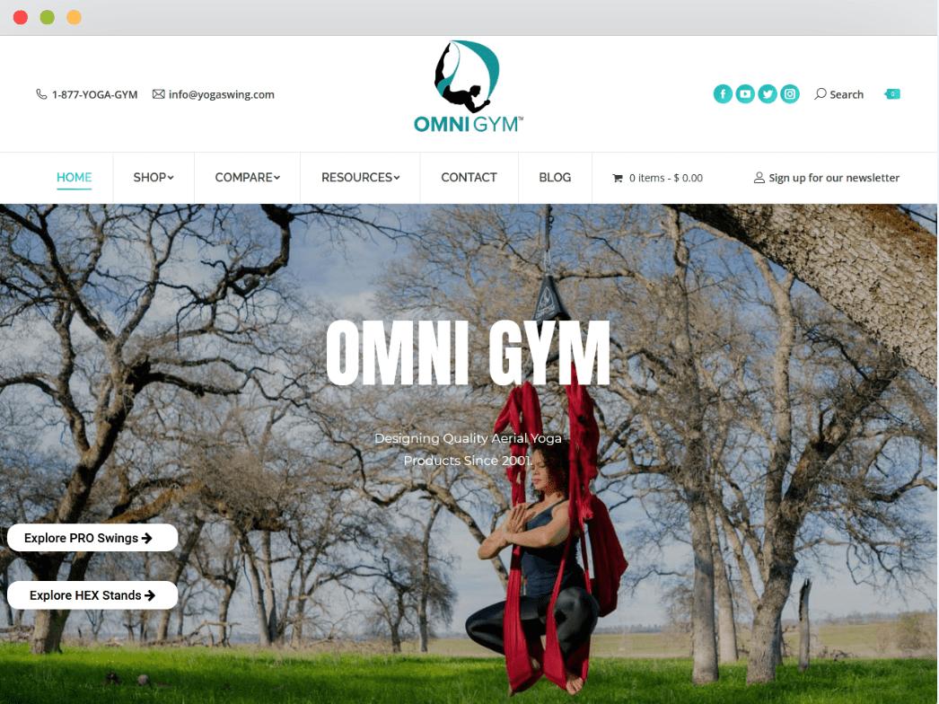 OmniGym