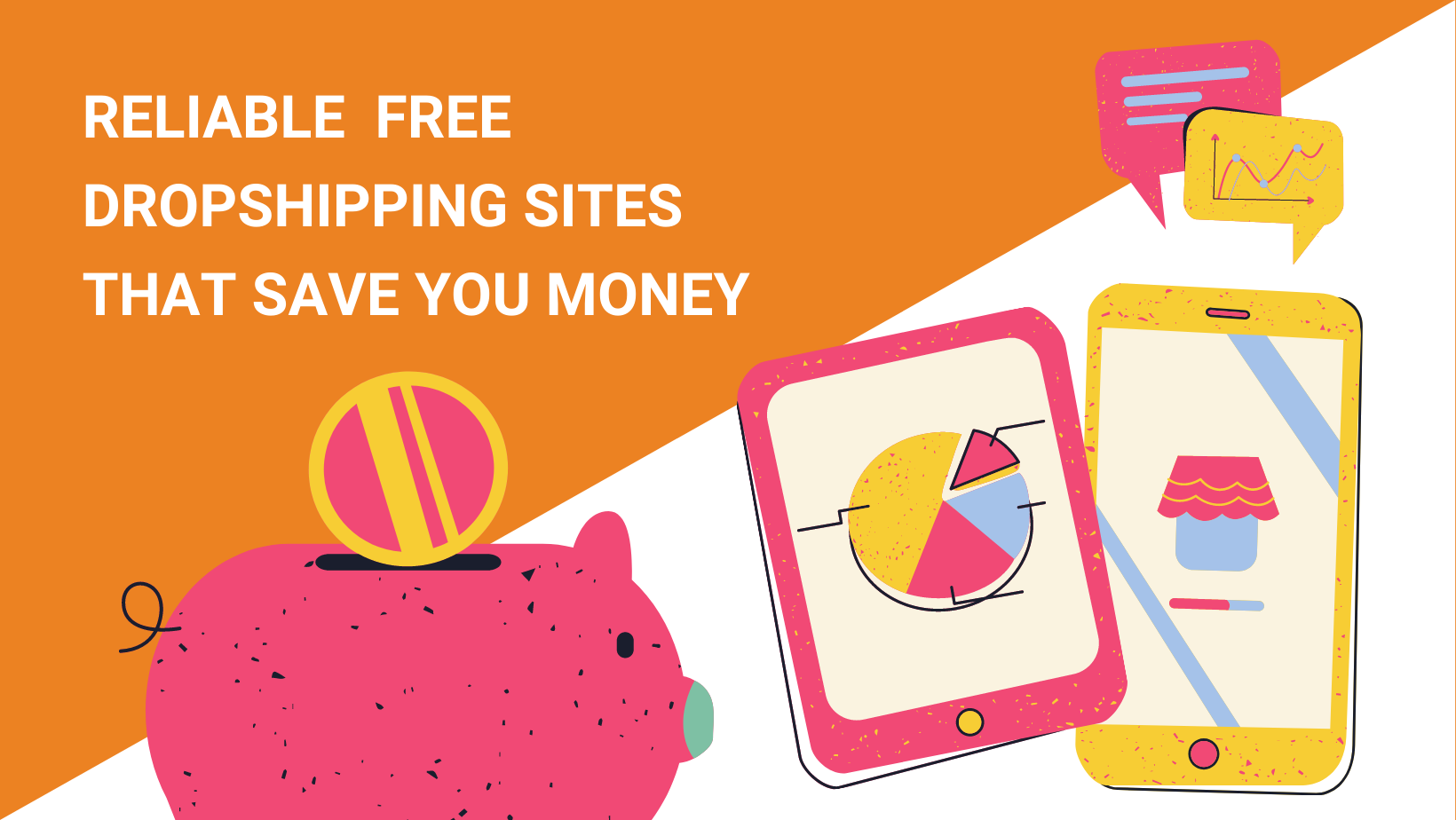 RELIABLE FREE DROPSHIPPING SITES THAT SAVE YOU MONEY