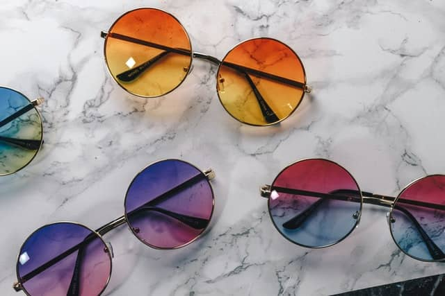 Men and Women Sunglasses Evergreen Products