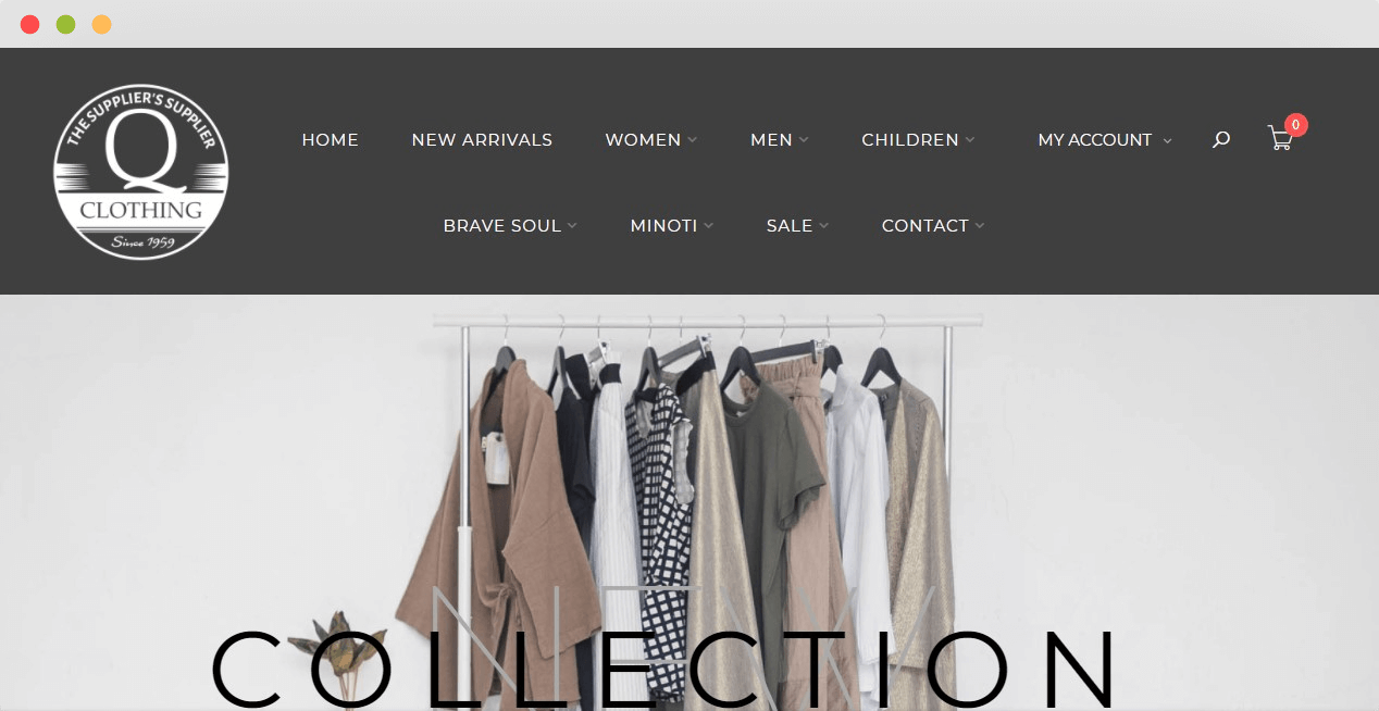 Q Clothing