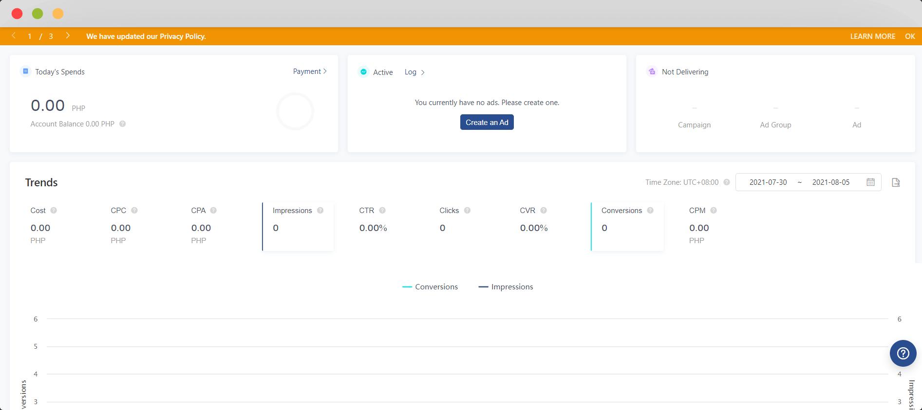 TikTok Ads Dashboard