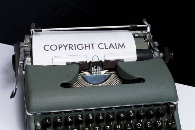 Copyrighted products