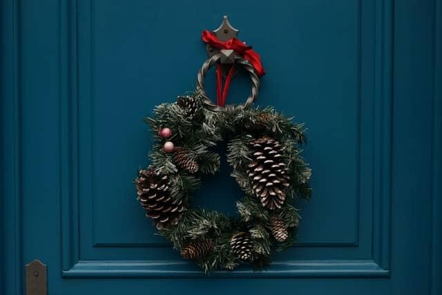 Wreaths and door accessories