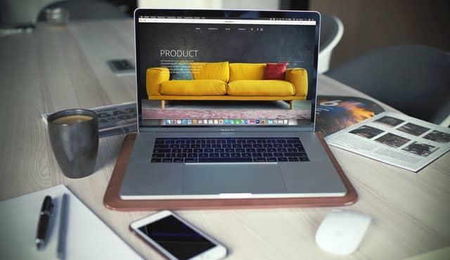 Improve store website